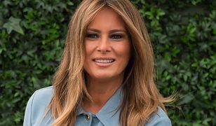 Melania Trump ma 49 lat