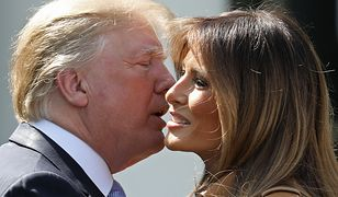 Melania i Donald Trumpowie są małżeństwem od 2005 roku