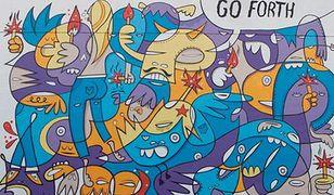 Nowy mural na warszawskiej mapie street-art'u!