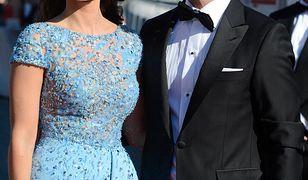 Księżniczka Sophia i książę Carl Philip
