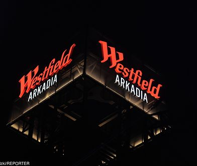 Od środy galeria Arkadia w Warszawie działa już pod nową nazwą