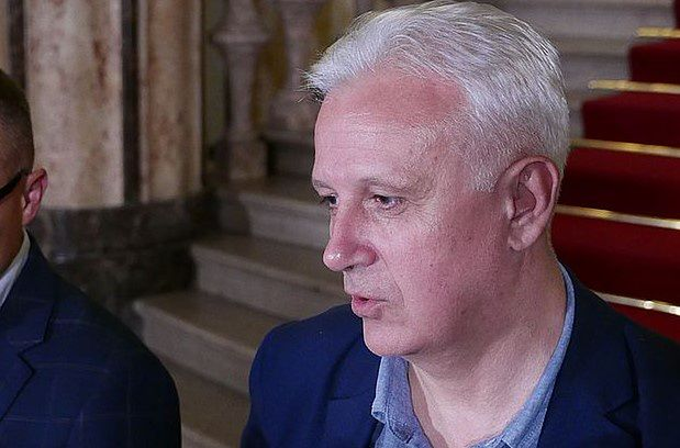 W minionym tygodniu Dominik Kolorz nie uczestniczył w publicznych spotkaniach.