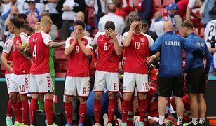 Dramatyczne sceny podczas meczu Dania-Finlandia. Reanimacja na murawie, Christian Eriksen w szpitalu