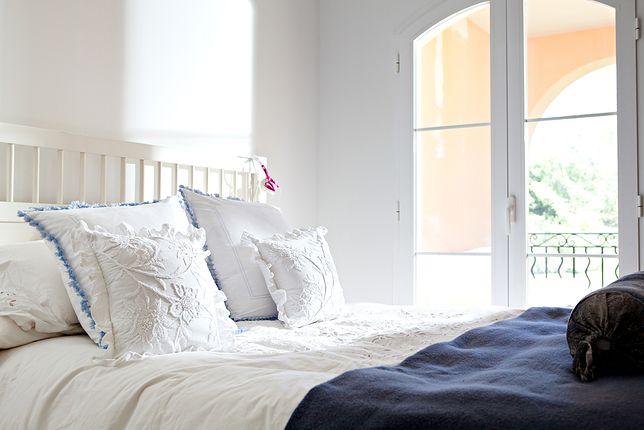 Sypialnia romantyczna