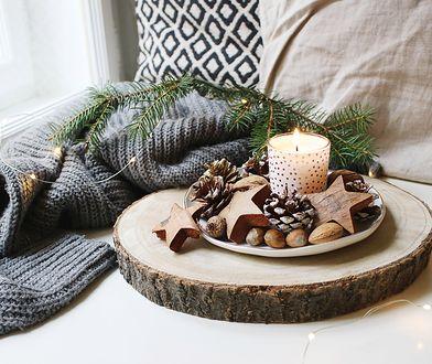 Tani sposób na świąteczne dekoracje. Wydasz niewielką sumę, a efekt będzie piękny