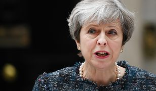 Premier Theresa May rozmawiała z Macronem o wyjściu W. Brytanii z UE