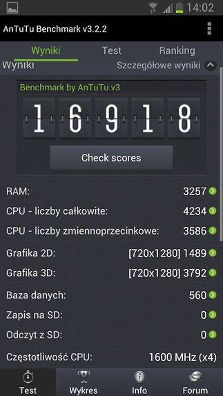 AnTuTu Benchmark 3.2.2