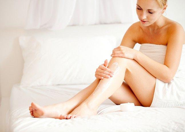 Stosuj balsamy do ciała lub perfumy o zapachu cytrusów