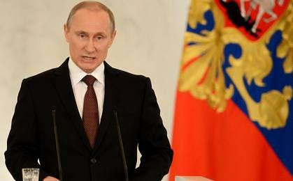 Putin: rosyjskie firmy muszą być zarejestrowane w Rosji