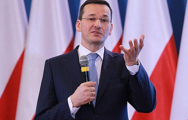 Plan rozwoju Polski. Tomasz Wróblewski: gdzie te czebole Morawieckiego?