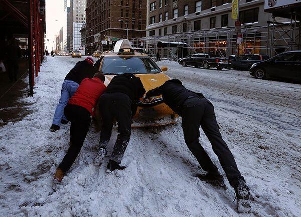 Arktyczne temperatury w USA. Nawet 45 stopni na minusie!