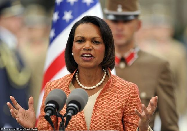 Condoleezza Rice - na straży supermocarstwa