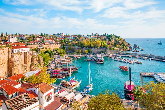 Trzy tureckie kurorty to trzy różne światy