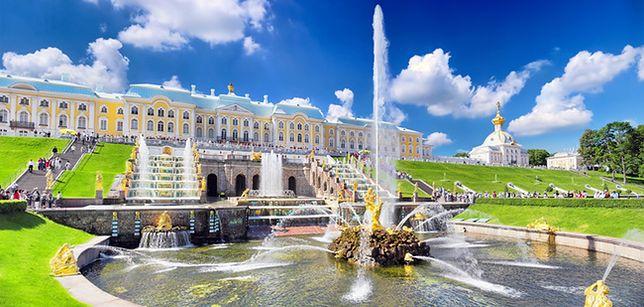 Wycieczka do Petersburga