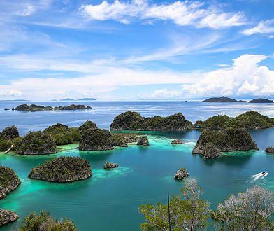 Indonezja chce policzyć swoje wyspy. Wciąż nie wie, ile dokładnie ich jest