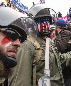 """Prof. Pankowski: """"Wojna domowa"""" w kontekście USA brzmi groźnie"""