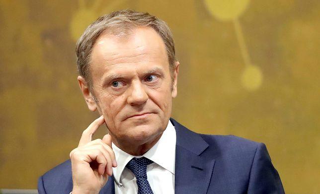 Pojawiają się głosy, że Donald Tusk zaszkodzi porozumieniu z KE