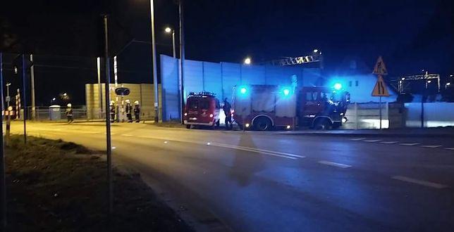 Potrącenie pieszego pod Poznaniem. Śmiertelny wypadek na trasie Mosina-Czempiń