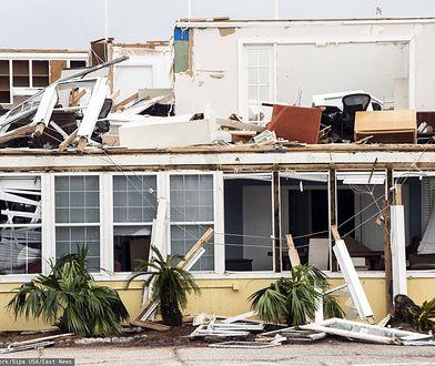 Rekordowa liczba huraganów. Naukowcom zabrakło dla nich imion