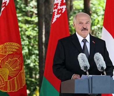 """Białoruś. Łukaszenka: """"Niedoczekanie wasze!"""""""