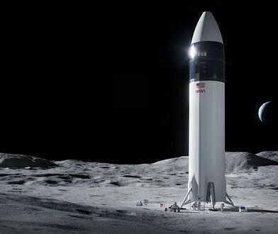 Ludzkość wraca na Księżyc. Elon Musk odegra w tym ważna rolę