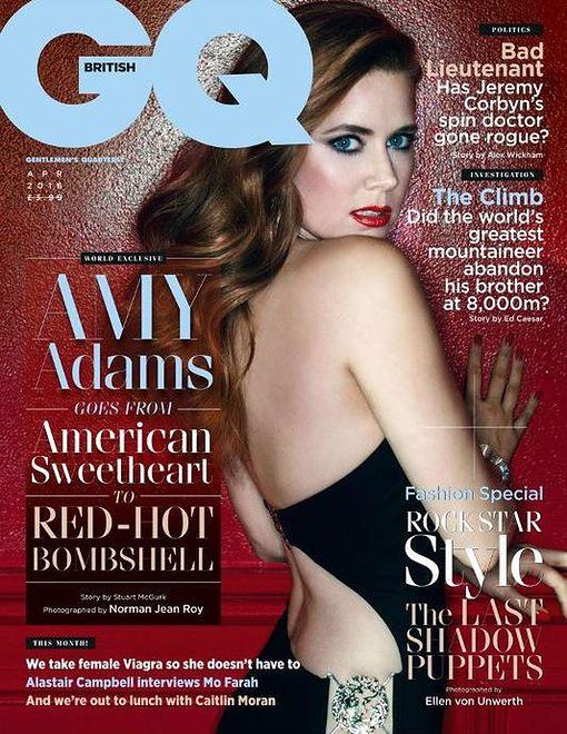 Niezwykle kobieca Amy Adams