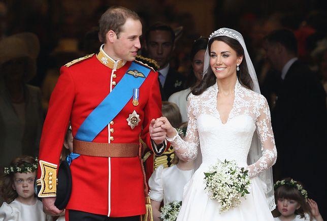 Ślub książęcej pary był wydarzeniem roku
