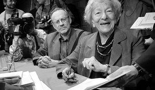 Fundacja Wisławy Szymborskiej będzie pomagać pisarzom i tłumaczom
