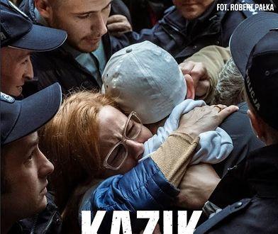 """okładka singla Kazika """"25 lat niewinności"""""""