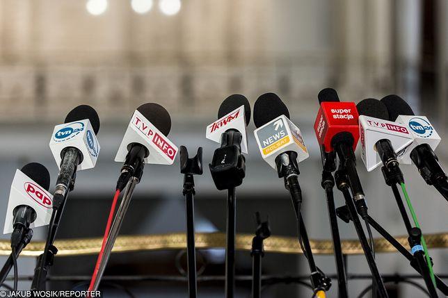 Press Club Polska zaznaczył, że złoży zawiadomienie na decyzję prokuratury odnośnie przepustek