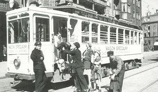 Tramwaj-żłobek na ulicach Warszawy [ZDJĘCIA]