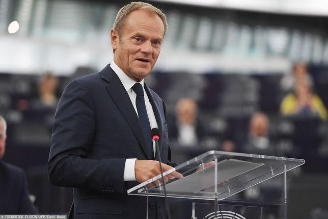 Donald Tusk powoli żegna się z stanowiskiem w UE?