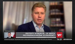 Wyniki wyborów 2020. Prof. Marcin Matczak: wierzę w protesty wyborcze