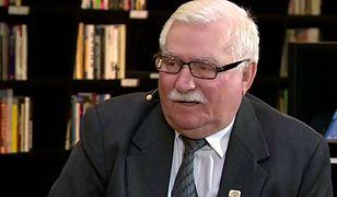 Fala domysłów po wpisie autora rozmowy z Wałęsą