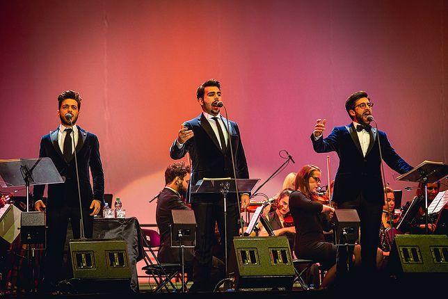 Włoskie trio świętuje już 10. rocznicę istnienia