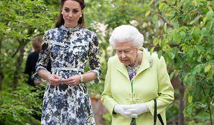 Chelsea Flower Show i rodzina królewska