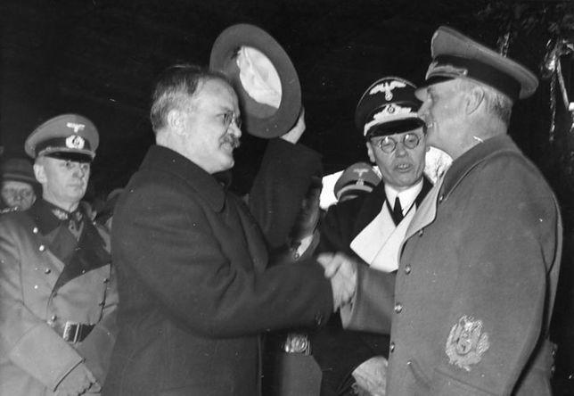 Władimir Putin przekonuje, że Pakt Ribbentrop-Mołotow miał niewiele wspólnego z II wojną światową. Ambasador Niemiec Rolf Nikel zabrał głos w tej sprawie