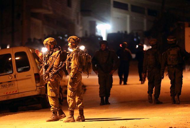 Gorąco nad Izraelem. Nocny ostrzał z obu stron