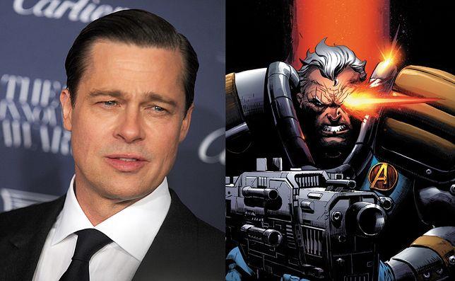 Brad Pitt, Cable