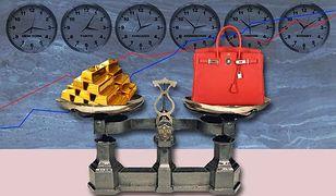 Hermes Birkin lepsza niż inwestycja w złoto lub akcje