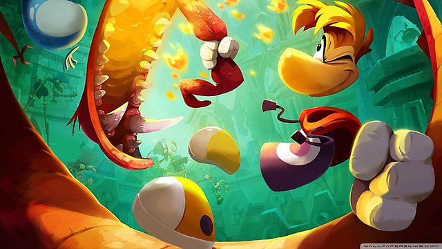 [BLOG] Rayman Origins i jego następca, czyli o tym jak odzyskać radość z grania
