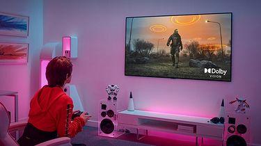 42-calowy OLED TV od LG opóźniony. Poczekamy do przyszłego roku - LG OLED 42