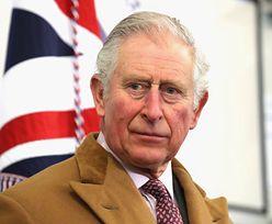 Książę Karol odwiedził ojca. Po wyjściu ze szpitala miał łzy w oczach