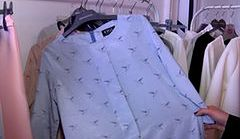Pastele, wzory i krata - nowa moda biurowa