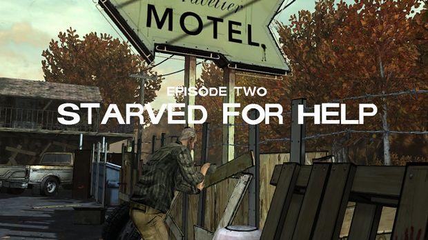 Trójgłos: The Walking Dead, Episode 2, czyli cudowne poczucie bezradności