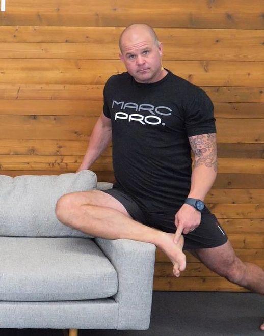Kelly Starrett jest ojcem CrossFitu