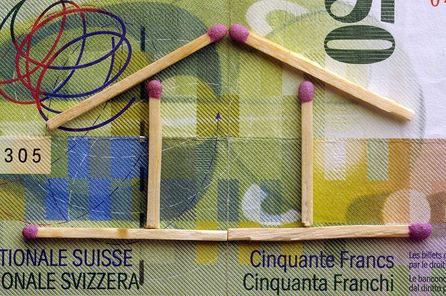 Rynek przyszedł z pomocą frankowiczom. Kurs franka najniżej od 2015 roku