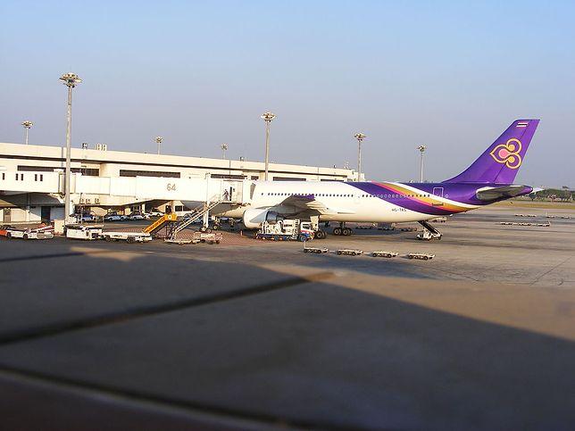 Port lotniczy Bangkok-Don Muang obsługuje głównie loty krajowe