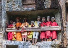 Lud Toraja, czyli życie dla śmierci w Indonezji
