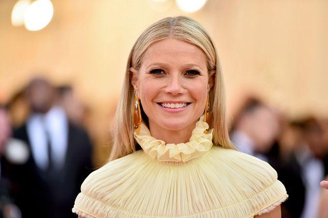 Gwyneth Paltrow powiedziała, że oddzielne mieszkanie po ślubie sprzyja zachowaniu tajemniczości